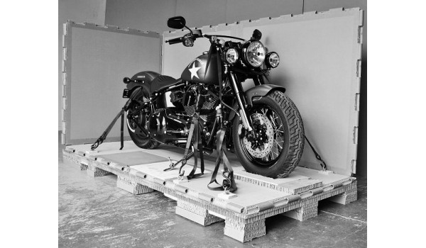 Motorcycle transfer / transport between Germany / EU and Canary Islands