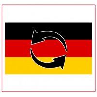 Stückgut-Transporte innerhalb Deutschlands (Festland)