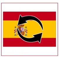 Stückgut-Transporte innerhalb Festland-Spanien & Portugal (Peninsula)