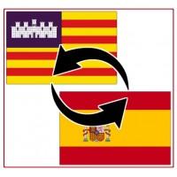 Transport between Spain Peninsula and Mallorca