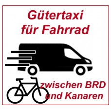 Bicycle Transport in goods taxi