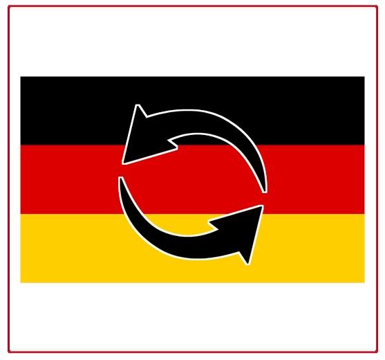 Transporte innerhalb Deutschlands
