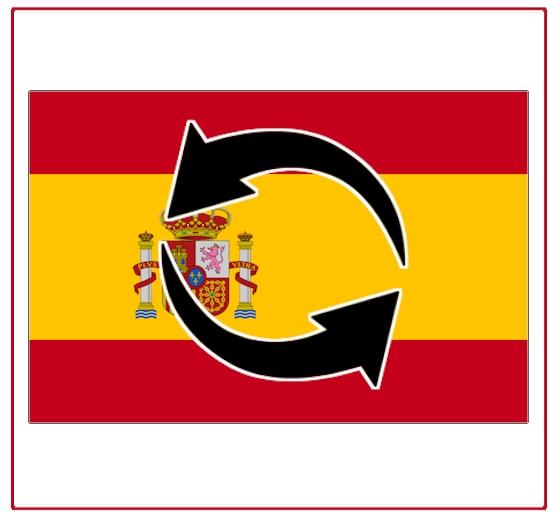 Transporte innerhalb Festland-Spanien und Portugal