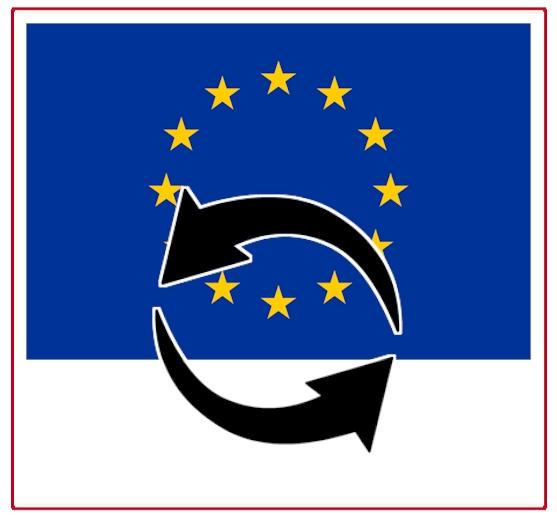 Transporte innerhalb der Europäischen Union